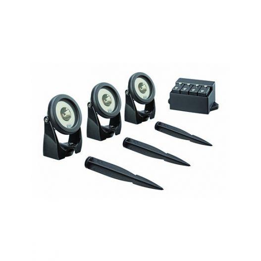Eclairage immergable LunAqua Power LED Set 3