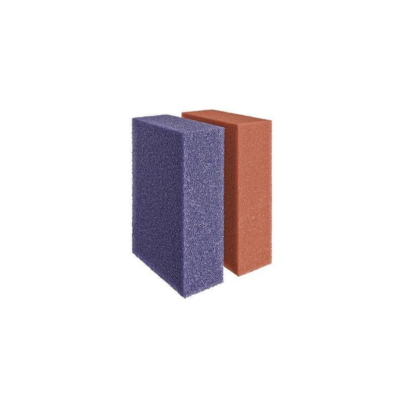 Set de mousses de rechange rouges/violettes ScreenMatic 60/140