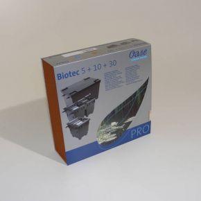 Mousse filtrante rouge pour BioTec 5 / 10 / 30 Oase