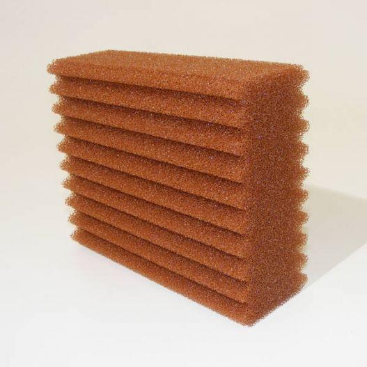 Mousse filtrante rouge BioSmart 18000 / 20000 / 30000 / 36000 et BioTec 5.1 / 10.1
