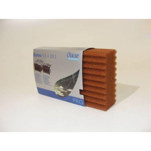 Mousse filtrante rouge Biosmart 20000 et 30000 Oase