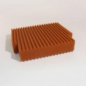 Mousse filtrante rouge ProfiClear M3 Oase