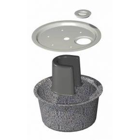 Couvercle réservoir d'eau OASE WRT 80