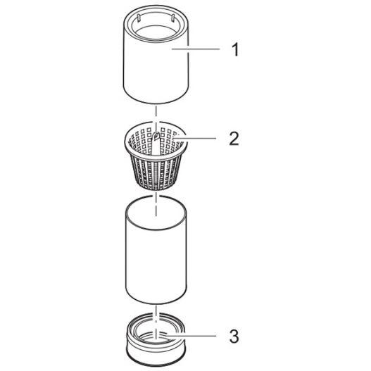AquaSkim Gravity Oase