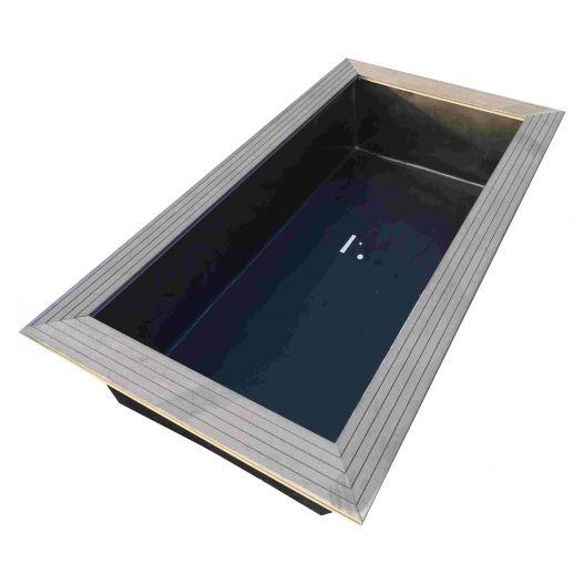Bassin rectangulaire Expert 650L