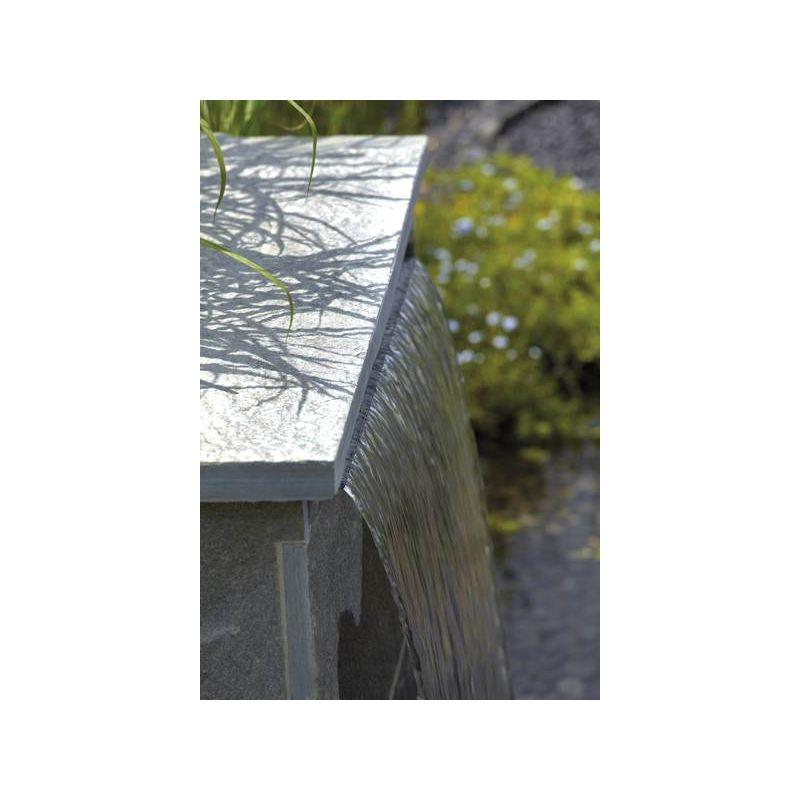 Lame d'eau en acier inox Waterfall 90 cm OASE