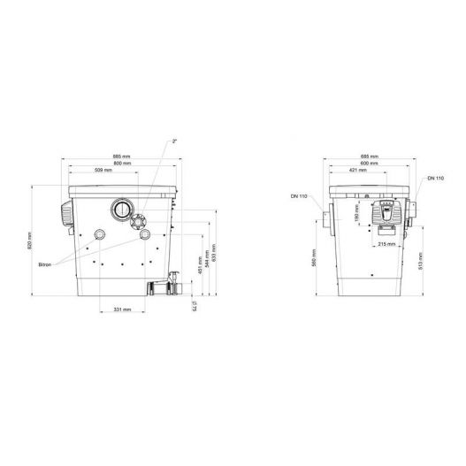 ProfiClear Premium Compact EGC Pompage OASE