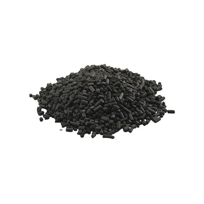 Matériau filtrant charbon
