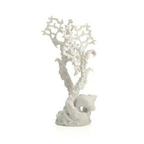 biOrb Corail marin décor moyen blanc