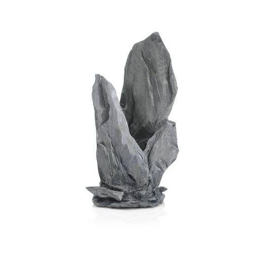 biOrb Moyen décor gris rochers verticaux