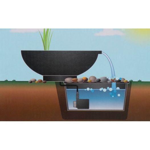 Mini bassin à Lame d'eau Superfish Mini WaterFall Pond