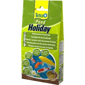 Nourriture poisson Tetra Pond Holiday 98g
