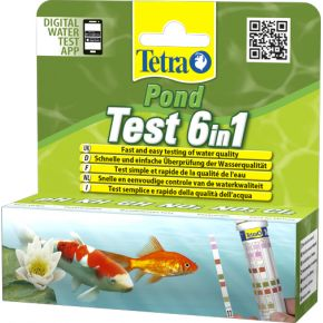 Tetra Pond Quick test 6 in 1