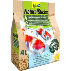 tetra natural sticks 4l
