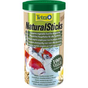Nourriture poisson Tetra Natural Sticks 1L