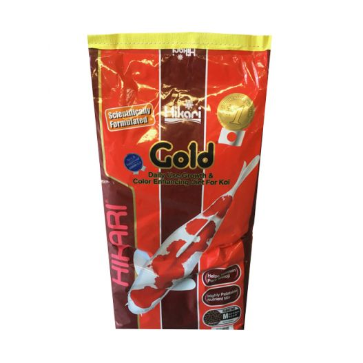 Hikari Gold Medium Pellet