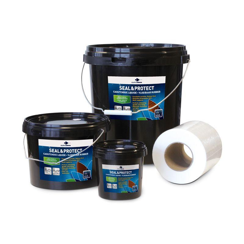 SEAL AND PROTECT ENDUIT HBS 200 ÉTANCHE 16L AQUATIC SCIENCE