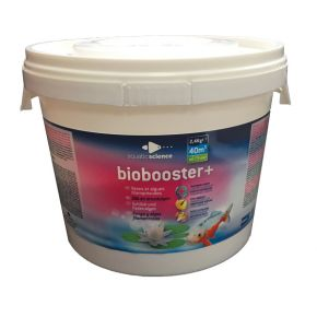 Biobooster+ 40000 (40m³) Aquatic Science