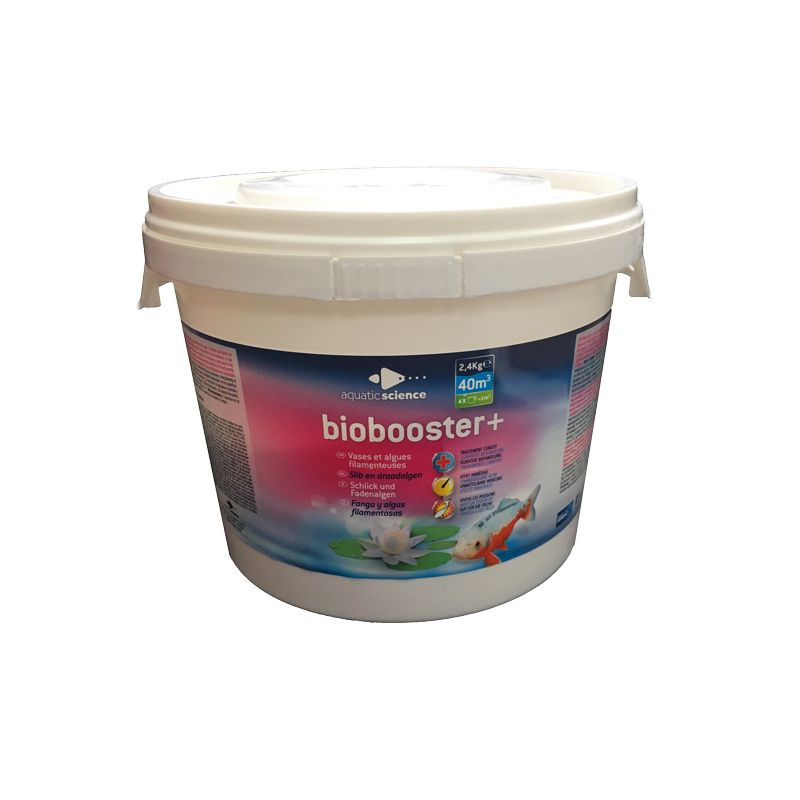 Biobooster+ 40000 (40m³) Aquatic Science