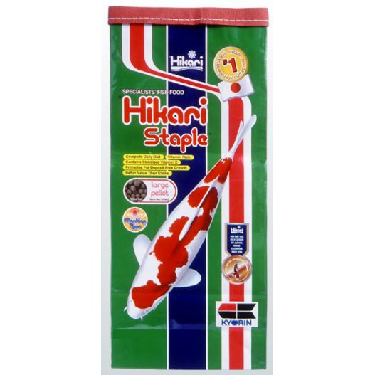 Nourriture Koï Hikari Staple Small 10Kg