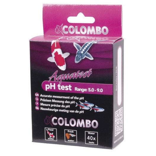 COLOMBO PH TEST BASSIN