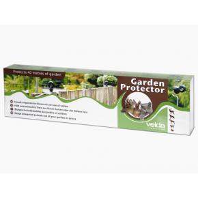 Protection de jardin par clôture électrique
