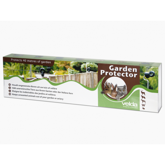 Protection de jardin par cl ture lectrique expert bassin - Protection bassin de jardin ...