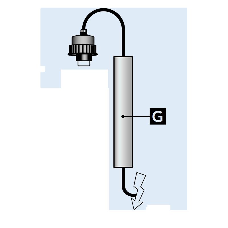 Ballast pour UV inox tech 40W