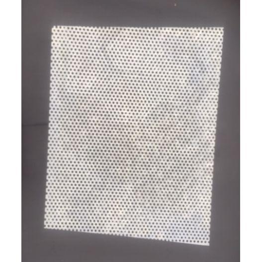 Grille galvanisée pour filtre de bassin 435x312mm