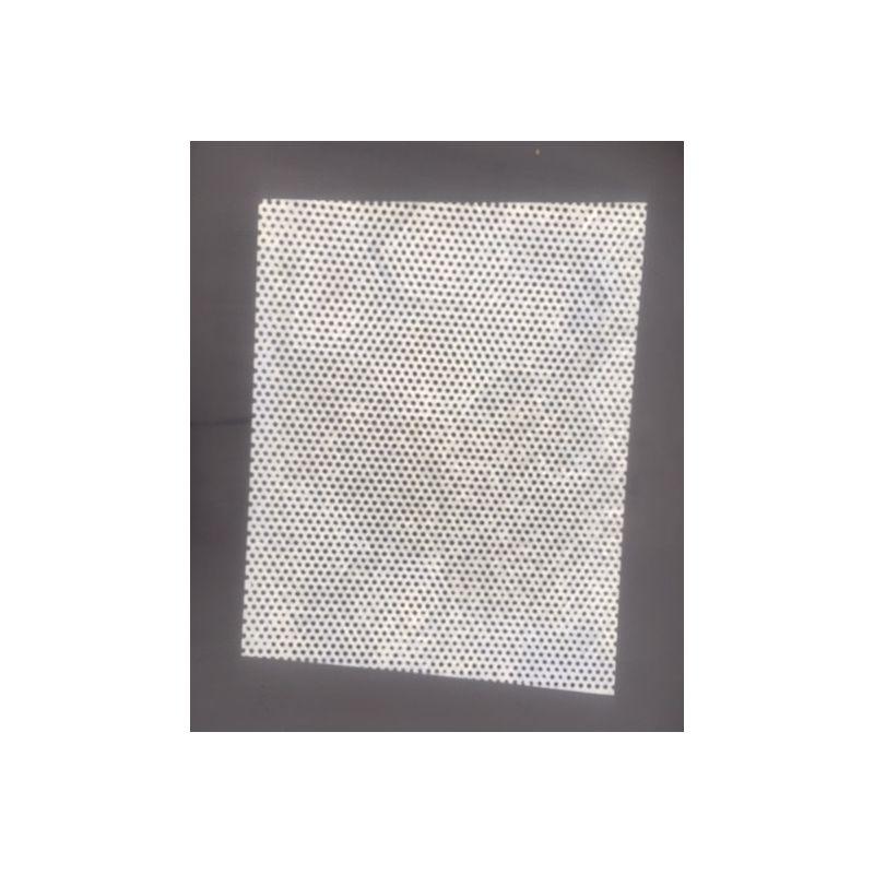 Grille galvanisée pour filtre de bassin 625x410mm