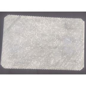 Grille inox pour filtre de bassin