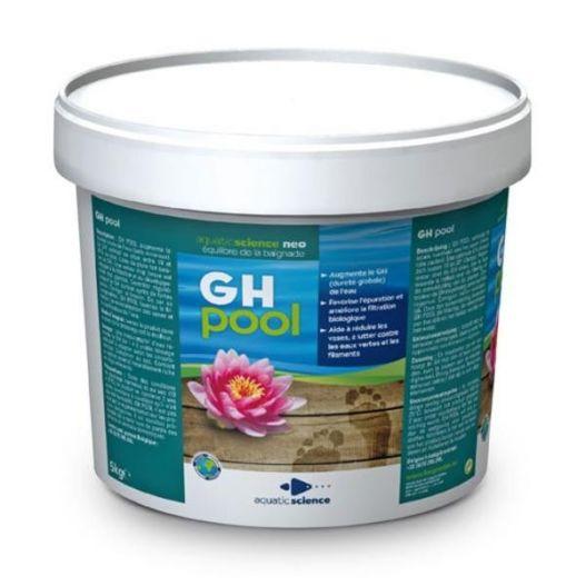 GH Pool 5 Kg pour bassin de baignade biologique 50m3
