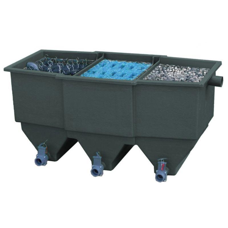 Filtre bassin Filterline 100m3