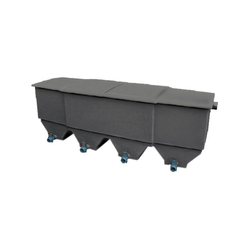 Filtre bassin Filterline 300m3