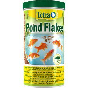 Nourriture poisson Tetra Pond Flakes 1L