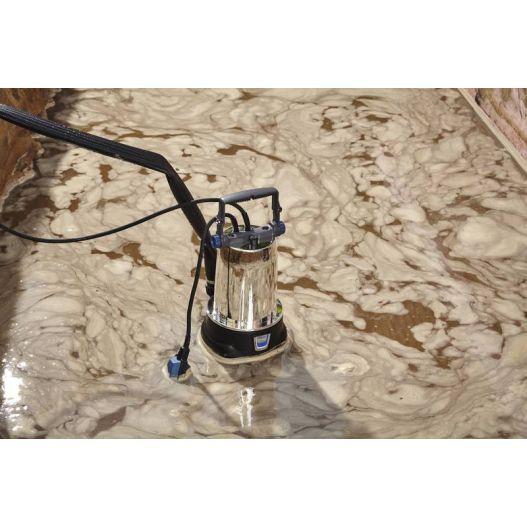 Pompe de relevage eau chargée ProMax MudDrain 6000