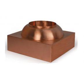 Socle pour Bol cuivre