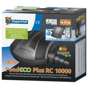 Pompe de bassin PondEco Plus 10000 RC Superfish