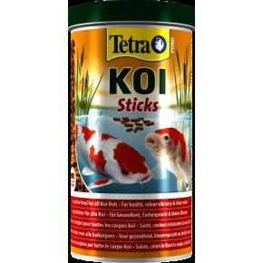 Nourriture poisson Tetra Pond Koi Sticks 1L