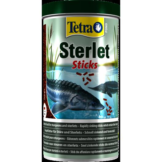 Nourriture pour esturgeon Tetra Sterlet sticks
