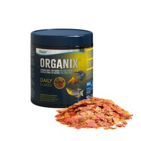 oase organix daily flakes 90g