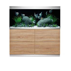 aquarium optiwhite 400 chène