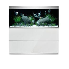 aquarium optiwhite 400 blanc