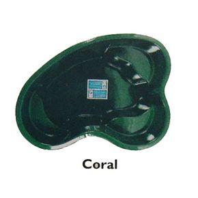 Bassin de jardin Coral 810 litres