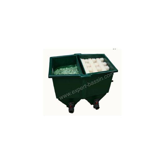 Filtre bassin Filterline Bed 10m3