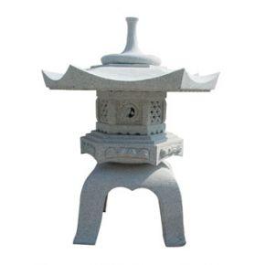Lanterne japonaise Rokkaku 55 cm