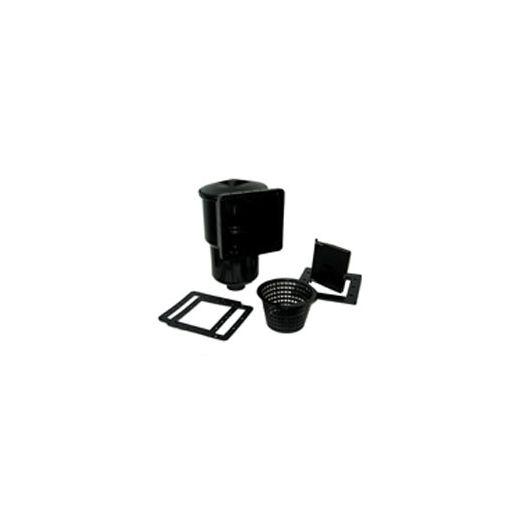 Aspirateur de surface Skimmer noir 151mm