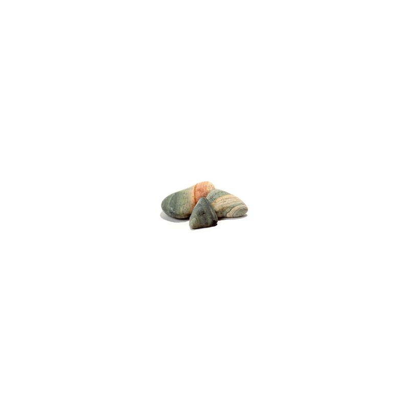 Galets Rainbow Vert 03 - 06 cm