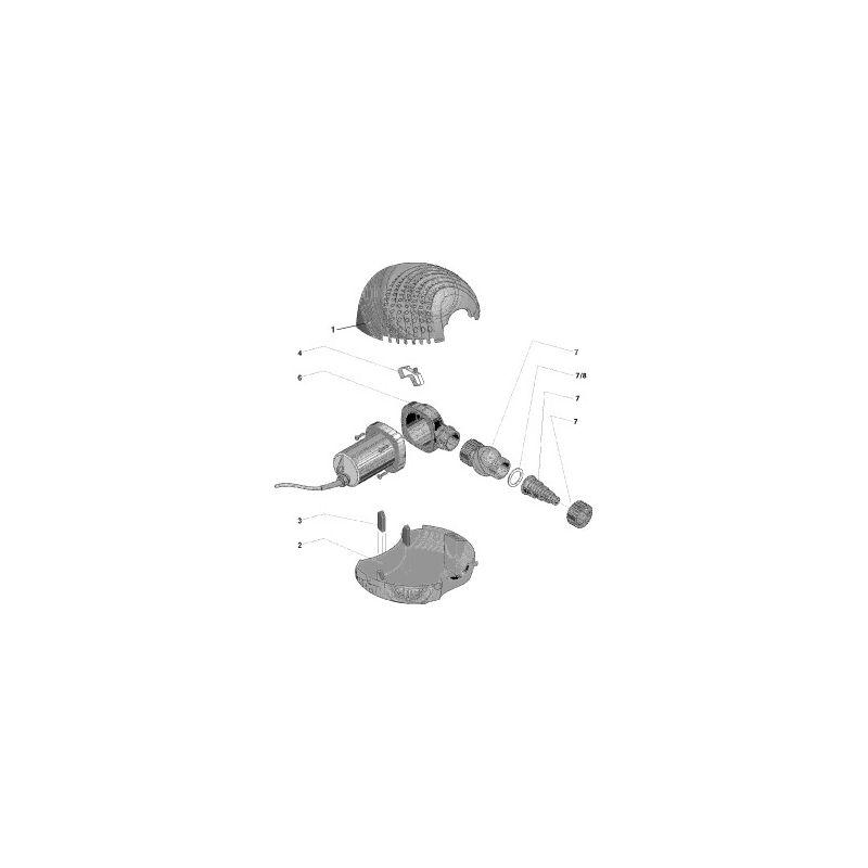 piéce détachée aquamax 5500