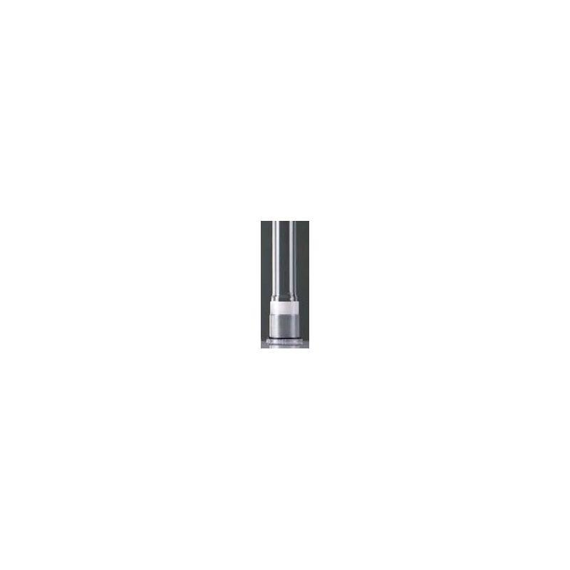tube quartz pour uv inox 55w
